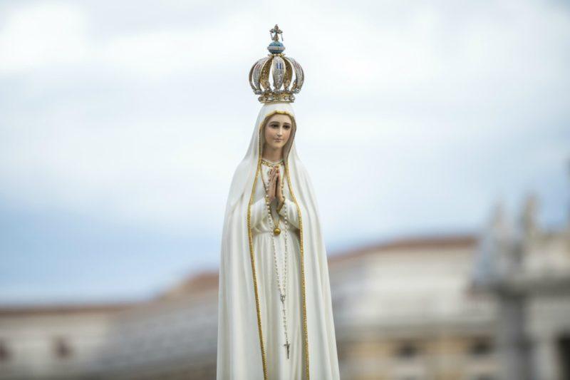 La Virgen de Fátima: devotos celebran su aparición el 13 de mayo